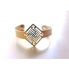 Salam Bracelet gold plated