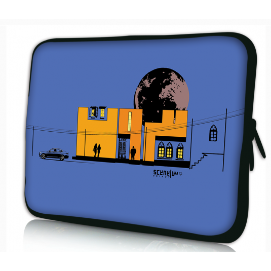Beirut Street - Laptop Sleeve 13in