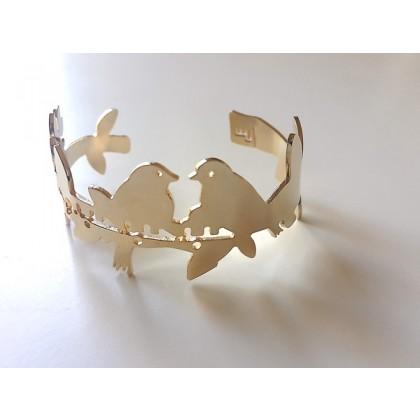 SCENE Birds Bracelet