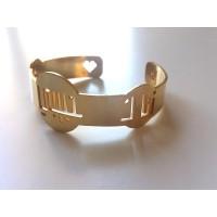 habibi golden bracelet